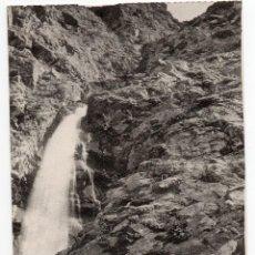Postales: PS6783 ANDORRA 'PASSERELLE ET CASCADE DE MOLES'. LABOUCHE FR. SIN CIRCULAR. PRINC. S. XX. Lote 61405843