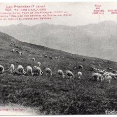 Postales: PS6785 ANDORRA 'PONT DE FRAY-MIQUEL'. LABOUCHE FR. SIN CIRCULAR. PRINC. S. XX. Lote 61406211