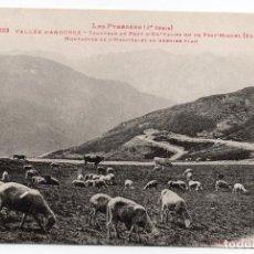 Postales: PS6786 ANDORRA 'PONT D'EN VALIRA OU DE FRAY-MIQUEL'. LABOUCHE FR. SIN CIRCULAR. PRINC. S. XX. Lote 61406355