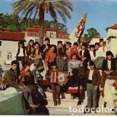 Postales: Nº 7473 POSTAL PORTUGAL RANCHO FOLCLORICO DE CASA DO POVO REGUENGO DE FETAL. Lote 61901860