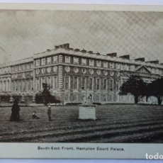 Postales: HAMPTON COURT PALACE SOUTH-EAST FRONT . Lote 61992176