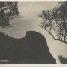 Postales: CAPRI (ITALIA) TRAGARA - EDIZ. DOMENICO TRAMPETTI - ESCRITA. Lote 62139252