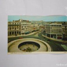 Postales: POSTAL CASTLE SQUARE AND ANGEL STREET. SHEFFIELD. INGLATERRA. TDKP7. Lote 62195108