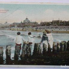 Postales: SCHEVENINGEN PANORAMA 1912 . Lote 62203204