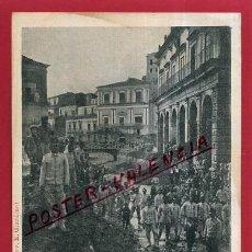Cartes Postales: POSTAL MODICA, ITALIA, PIAZZA S. DOMENICO, P83995. Lote 62391712