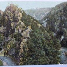 Postales: HARZ BODETHAL HEUSCHEUEN RÜCKEN 1906 . Lote 62449320
