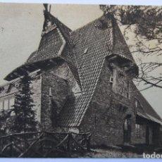 Postales: WORPSWEDE NOR- U. OSTSEITE HAUS HOETGER 1921. Lote 62450076