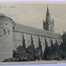 Postales: KÖNIGSBERG I. PR. SCHLOSS 1914. Lote 62451492
