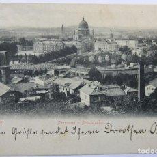 Postales: POTSDAM PANORAMA V.BRAUHAUSBERGE 1906 . Lote 62454740