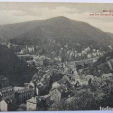Postales: BAD EMS VON DER BISMARD- PROMENADE 1907. Lote 62455156