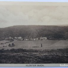 Postales: KLOSTER BUCH 1911. Lote 62455340