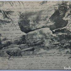 Postales: OKERTHAL I. HARZ. KÄSTE 1907. Lote 62464892