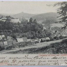 Postales: STOLBERG IM HARZ UND JOSEPHSHÖHE 1906. Lote 62465752