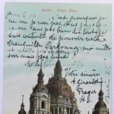 Postales: BERLIN NEUER DOM. 1911 . Lote 62465904