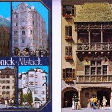 Postales: AUSTRIA.. LOTE 4 POSTALES. SIN CIRCULAR.(16-554). Lote 62500900
