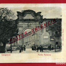 Cartes Postales: POSTAL SANGEMINI, ITALIA, PORTA ROMANA, P84097. Lote 62542520