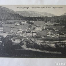 Postales: POSTAL CHECOSLOVAQUIA. AÑOS 1920/30. Lote 62704308