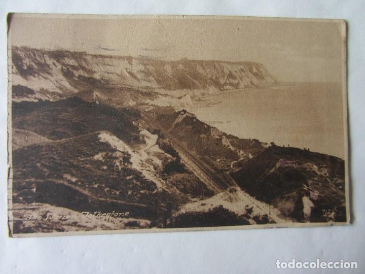 POSTAL FOLKESTONE. AÑO 1927 (Postales - Postales Extranjero - Europa)
