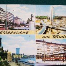 Postales: DUSSELDORF AM RHEIN. Lote 64032095
