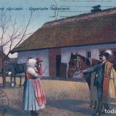 Postales: POSTAL HUNGRIA - MAGYAR NEPVISELET UNGARISCHE VOLKSTRACHT - RECP 22433. Lote 64512407