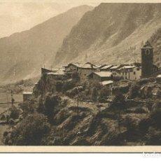 Postales: ANDORRA LA VELLA-CAPITAL DE LA REPUBLICA-ARGRA-1939 --RARA. Lote 66974034