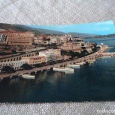 Postales: MONACO MONTECARLO VISTA GENERAL EL PUERTO. Lote 66988022