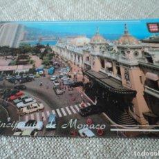Postales: MONACO MONTECARLO VISTA GENERAL. Lote 66988278