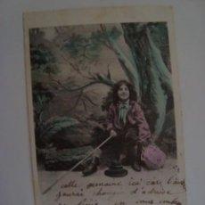 Postales: COLECCION DE 5 POSTALES DE 1906. Lote 67339973