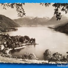 Postales: TALLOIRES - LAC D'ANNECY. Lote 68590093