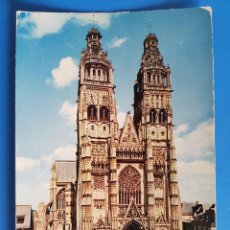 Postales: TOURS - CATEDRAL. Lote 68590501