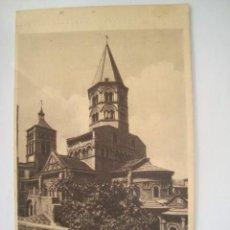 Postales: CLERMONT FERRAND NOTRE DAME DU PORT 1953. Lote 68656777