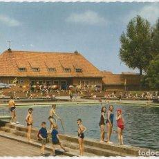 Cartoline: TURNHOU, AMBERES (BELGICA) PARQUE, PISCINA - NELS 10 - SIN CIRCULAR. Lote 69122013