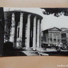 Postales: TEMPLO DE VESTA ROMA EDITADA POR ESTAMPERIA DE ARTE BARCELONA. Lote 69737625
