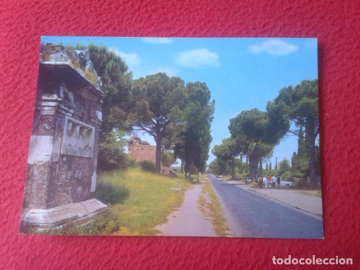 POSTAL POSTCARD CARTOLINA POSTALE POST CARD PLURIGRAF ROMA ROME ITALIA ITALY VIA APPIA ANTICA STREET (Postales - Postales Extranjero - Europa)