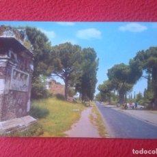 Postales: POSTAL POSTCARD CARTOLINA POSTALE POST CARD PLURIGRAF ROMA ROME ITALIA ITALY VIA APPIA ANTICA STREET. Lote 70019469