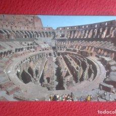Postales: POSTAL POSTCARD CARTOLINA POSTALE POST CARD PLURIGRAF ROMA ROME ITALIA ITALY EL COLISEO INTERIOR VER. Lote 70019653