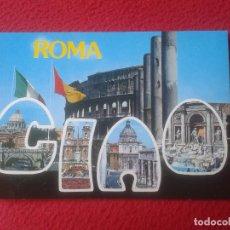 Postales: POSTAL POSTCARD CARTOLINA POSTALE POST CARD PLURIGRAF ROMA ROME ITALIA ITALY CIAO 649 VER FOTO/S Y D. Lote 70019829