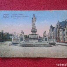 Postales: POSTAL POSTCARD CARTE POSTALE ALEMANIA COBLENZ COBLENCE ARTILLERIA ARTILLERIE MONUMENT MONUMENTO WWK. Lote 71059157
