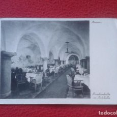 Postales: POSTAL POSTCARD CARTE POSTALE ALEMANIA DEUTSCHLAND BREMEN VER FOTO/S . RATSKELLER VER DESCRIPCION. Lote 71061245