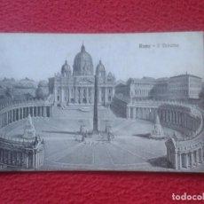 Postales: POSTAL POSTCARD CARTE POSTALE ITALIA ITALY ROMA ROME IL VATICANO VER FOTO/S Y DESCRIPCION. Lote 71105013