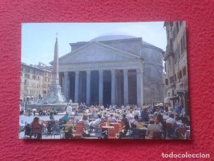 POSTAL POSTCARD CARTE POSTALE ITALIA ITALY ROMA ROME IL LE THE DAS PANTHEON VER FOTO/S Y DESCRIPCION (Postales - Postales Extranjero - Europa)