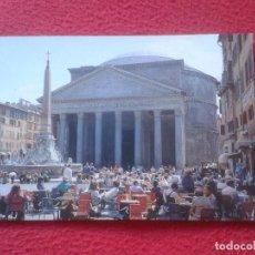 Postales: POSTAL POSTCARD CARTE POSTALE ITALIA ITALY ROMA ROME IL LE THE DAS PANTHEON VER FOTO/S Y DESCRIPCION. Lote 71105377