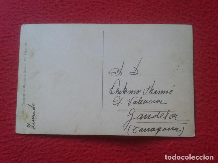 Postales: POSTAL POSTCARD CARTE POSTALE ITALIA ITALY CAPRI MONTE SOLARE DA TRAGARA. EDITORI TRAMPETTI VER FOTO - Foto 2 - 71106021