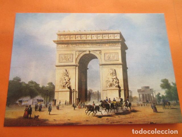 POSTAL FRANCIA PARIS ARCO TRIUNFO - ED. CHANTALS - NO CIRCULADA (Postales - Postales Extranjero - Europa)