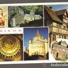 Postales: POSTAL DE LISIEUX EN FRANCIA (ESCRITA). Lote 72444971