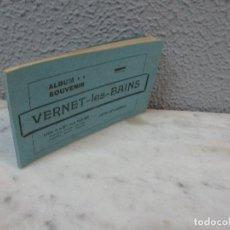 Postales: ÁLBUM POSTAL - VERNET- LES- BAINS - 12 POSTALES - EDITION MON LOUIS PAILLISSÉ - CANIGOU - CANIGÓ. Lote 72835371