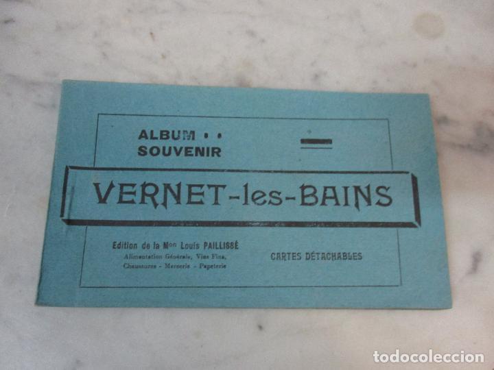 Postales: Álbum Postal - Vernet- les- Bains - 12 Postales - Edition Mon Louis Paillissé - Canigou - Canigó - Foto 2 - 72835371