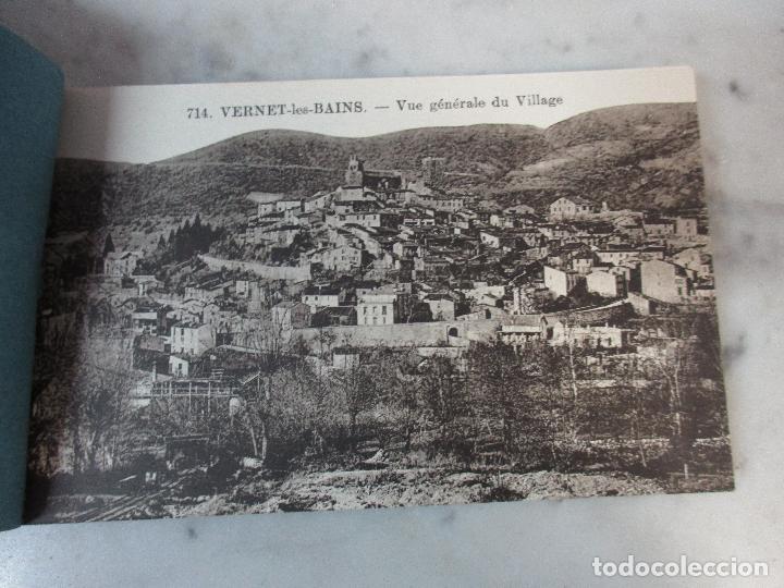 Postales: Álbum Postal - Vernet- les- Bains - 12 Postales - Edition Mon Louis Paillissé - Canigou - Canigó - Foto 3 - 72835371