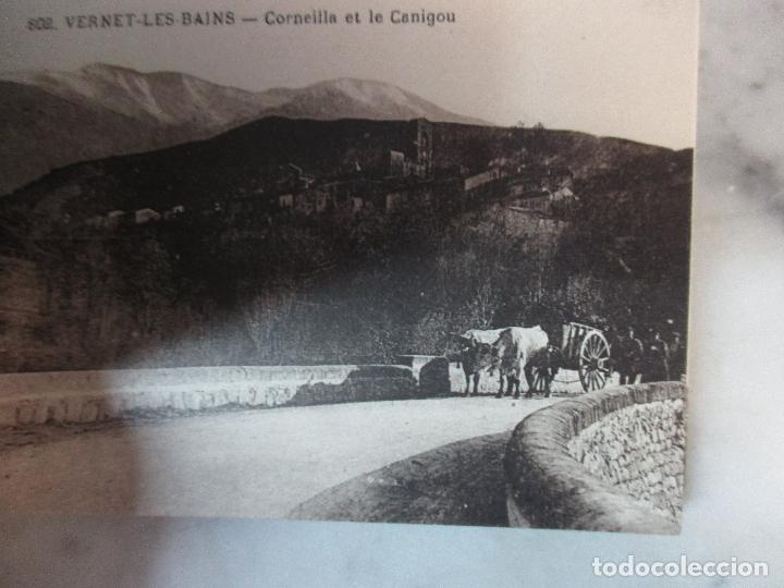 Postales: Álbum Postal - Vernet- les- Bains - 12 Postales - Edition Mon Louis Paillissé - Canigou - Canigó - Foto 4 - 72835371