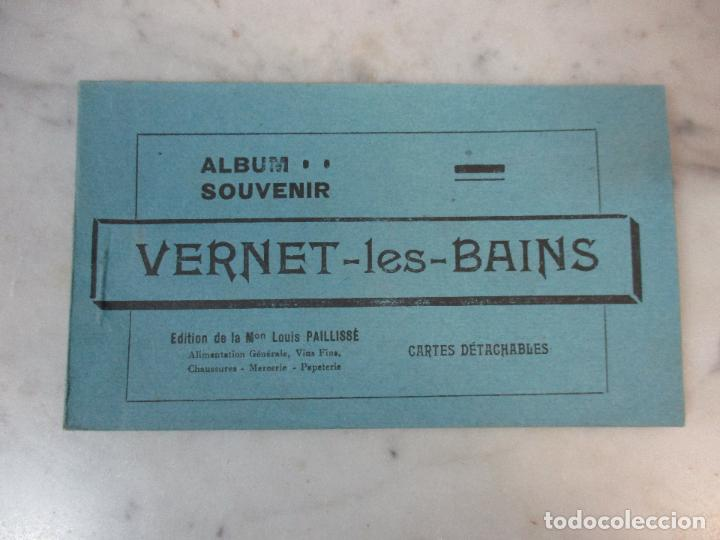 Postales: Álbum Postal - Vernet- les- Bains - 12 Postales - Edition Mon Louis Paillissé - Canigou - Canigó - Foto 6 - 72835371